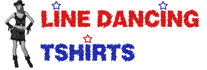 Dance Name Tshirts, Line Dancer, Diamante